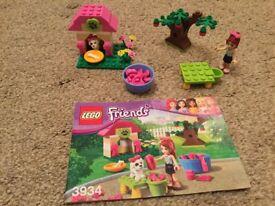 Lego 3934 - Mia's Puppy House
