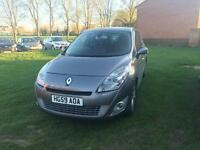 Renault Grand Scenic 2009 7 Seat Automatic with Satnav