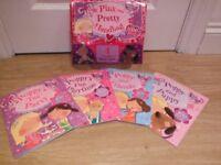 My Pink And Pretty Handbag - 4 Activity Books