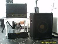 home dj system