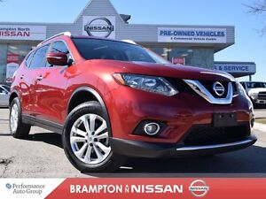 2014 Nissan Rogue SV *Heated Seats,Bluetooth,Rear View Monitor*