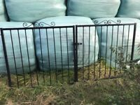 8 ft wide driveway gates for sale