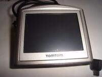 SAT NAV Tom-tom One UK/ Ireland it is fully working and in good condition,