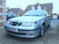 2004 Saab 9-5 Vector Auto 2.3 Turbo PX Swap - Full Years MOT