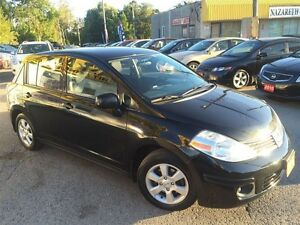 2009 Nissan Versa 1.8 S/AUTOAIR/LOADED/ALLOYS