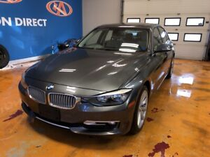 2014 BMW 320 i xDrive X-DRIVE/ LEATHER/ HEATED SEATS + MEMORY...