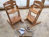 Baby Dan Chair x 2