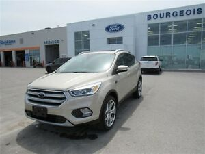 2017 Ford Escape DEMO *FORD EMPLOYEE PRICING! *TITANIUM 4WD NAVI