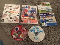** WII BUNDLE ** MARIO ** LIKE NEW **