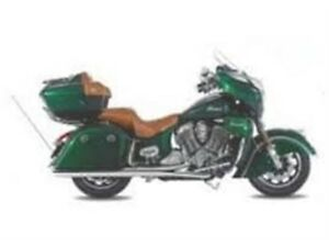 2018 Indian Motorcycles Roadmaster ICON SERIES METALLIC JADE