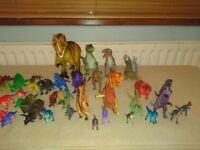 Vtech Swtich and Go Dinosaurs x 2 plus free dinosaur bundle