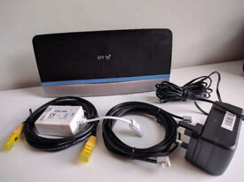 BT Smart Home Hub 5 Router Modem with all original accessories