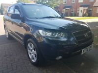 Hyundai Santa 7 seater fully loaded