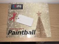 IPG Paintball 10 Tickets (worth £30 each) valid till dec 2019 *GRAB A BARGIN*