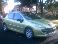 **IMMACULATE 2008 PEUGEOT 207 5 DOOR**T/BELT REPLACED**MOTD MAY 2018**RENAULT,VAUXHALL,FORD,VW