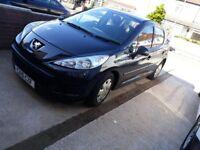 Peugeot 207, low mileage, 10 month MOT, good little runner, genuine reason for sale