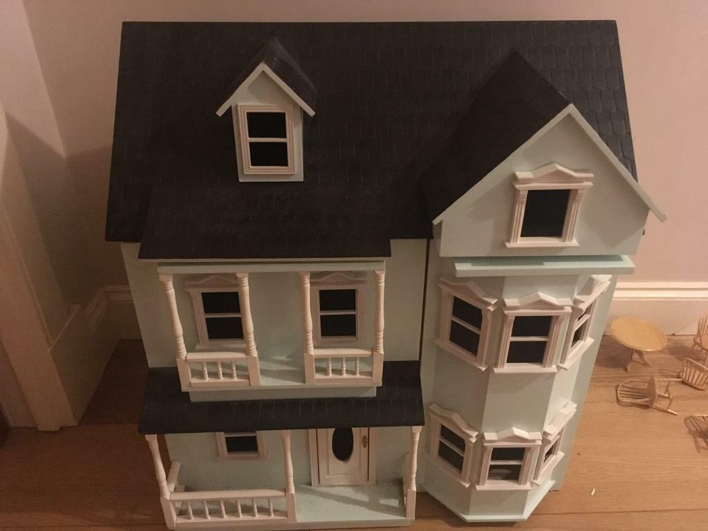 Wooden Doll House In Perth Perth And Kinross Gumtree