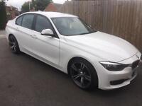 "BMW 320d 2012(62) White 19"" M Sport Alloys"