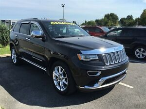 2014 Jeep Grand Cherokee SUMMIT * NOUVEL ARRIVAGE!!
