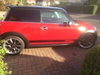 Mini Cooper S 2007 Customised 61K Full MOT