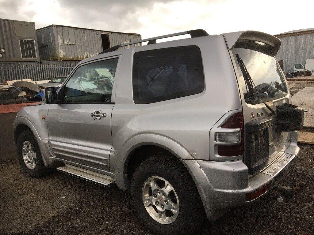 Mitsubishi shogun di-d 3 2 gearbox 3 door swb parts engine gearbox fuel  pump diesel tank fuel tank | in Luton, Bedfordshire | Gumtree