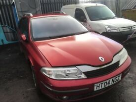 Renault Laguna 1.9 dci 6 speed gearbox spare parts