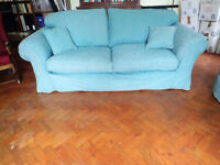 Settee and Sofa Bed