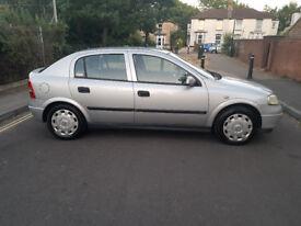Vauxhall ASTRA 2003 1.6 MOT 20.04.2018