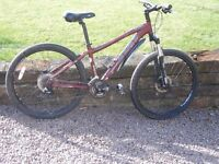2 marin mountain bikes for sale good working order