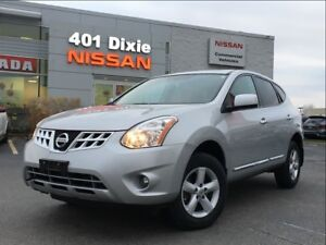 2013 Nissan Rogue S FWD| MOONROOF| CRUISE| BLUETOOTH