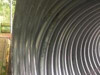 Heavy duty galv tube
