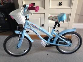 "Apollo Girls Bike 16"""