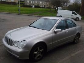 Mercedes C240 automatic for sale