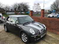 Mini Cooper park lane limited edition 2006 lady owner clean px swap wel bargain rare car