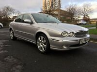 2006 MODEL JAGUAR X-TYPE 2.1 V6 SE HIGH SPEC LONG MOT EXCELLENT CONDITION
