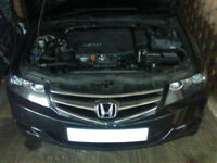2006 HONDA ACCORD EXECUTIVE 2,2 DIESEL, BREAKING FOR SPARES