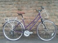 New Claud Butler Odyssey Ladies Light Weight Hybrid - 19 inch Frame - 700C - RRP £479