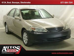 2002 Toyota Camry XLE V6 + TOIT + MAGS