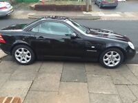 MERCEDES BENZ SLK 230 KOMPRESSOR CONVERTIBLE 12MTHS MOT, HEATED SEATS