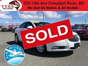 2011 Buick Regal CXL Leather Heated Seats