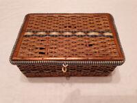 Vintage Sawing box
