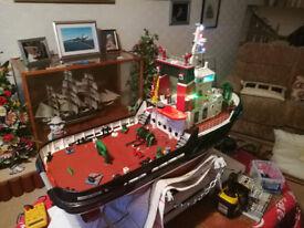 a rc tugboat