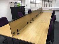 1.2 meter desks