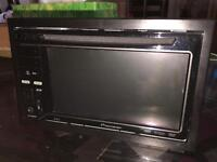 Pioneer AVH3200dvd . Double din touchscreen car cd Dvd with USB