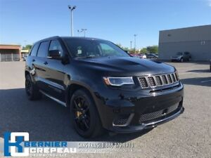 2018 Jeep Grand Cherokee Trackhawk *JAMAIS ACCIDENTÉ, 6.2L SUPER
