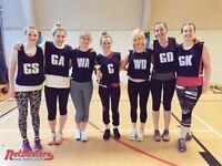 Play social netball in Shoreditch - teams and individuals!