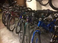 "24"" wheel kids bikes from Recon Cycles"