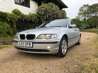 BMW 320D SE Auto - Low mileage