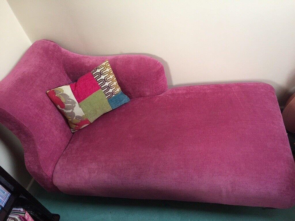Superb Dfs Shout Chaise Lounge In Shaw Manchester Gumtree Inzonedesignstudio Interior Chair Design Inzonedesignstudiocom
