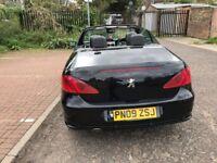 2009 Peugeot 307 CC 2.0 HDi Sport 2dr Manual @07445775115